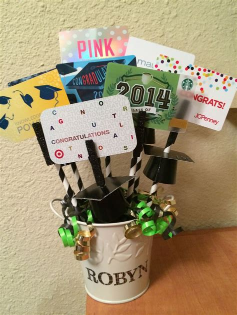 Gift Card Bouquet - gift card bouquet teacher gifts pinterest