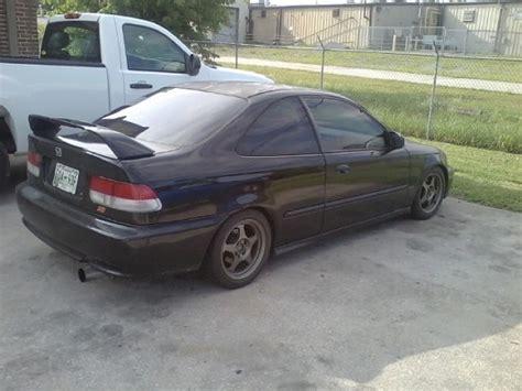 custom 1999 honda civic 1999 honda civic ex 4 500 possible trade 100565013