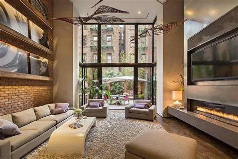 Interior Design Cities by New Townhouse New York City Townhouse New York City Lofts