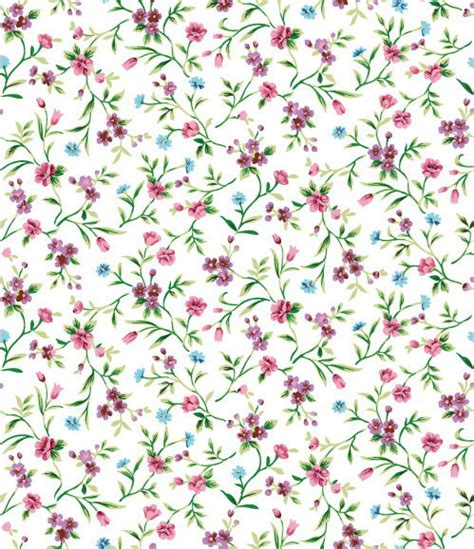 modern floral pattern free vector in adobe illustrator ai small broken flower background vector free vector in adobe