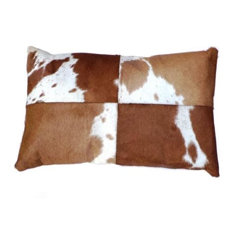 white leather cushions cowhide leather cushion white blackbrook interiors