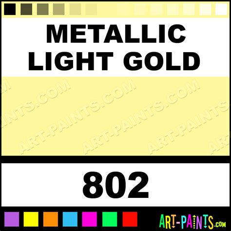 metallic light gold gouache calligraphy ink paints and pigments for writing drawing