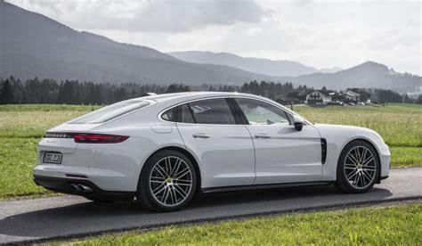 Porsche Panamera Diesel Test by Test Porsche Panamera Ii 4s Diesel 2016 Carblogger