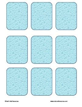 free memory card template free memory card template by raki s rad resources tpt