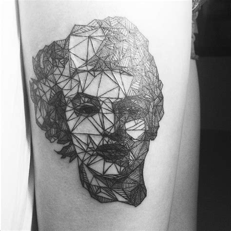 line art tattoo amazing line by diana karsko inspirebee