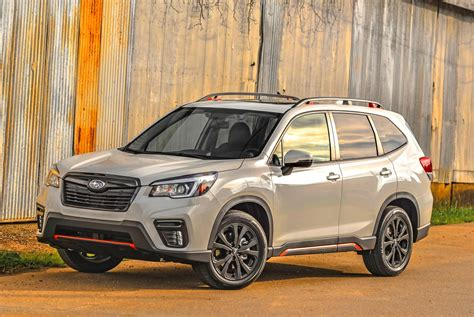2019 subaru forester manual 2019 subaru forester review practical capable and boxy