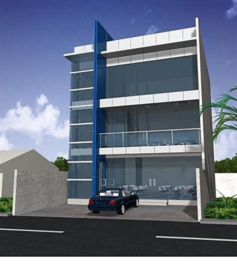 Three Story Building by 3 Storey Commercial Building Joy Studio Design Gallery