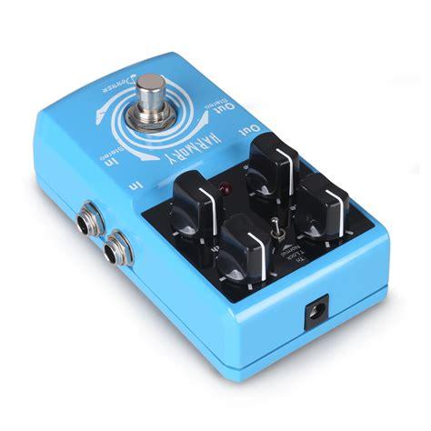 best harmony pedal donner harmony guitar effect pedal tri chorus tone lock