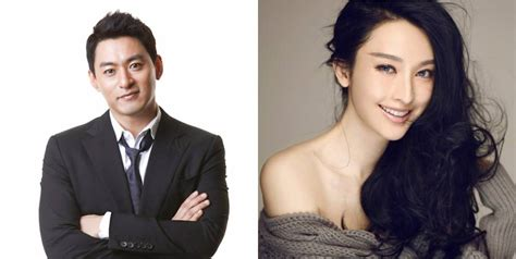 chinese actress zhang li actor joo jin mo responds to dating rumors with chinese