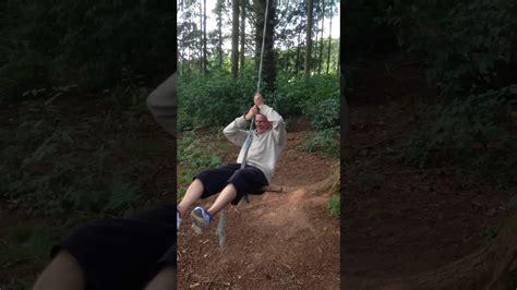 rope swing youtube adults on rope swings youtube