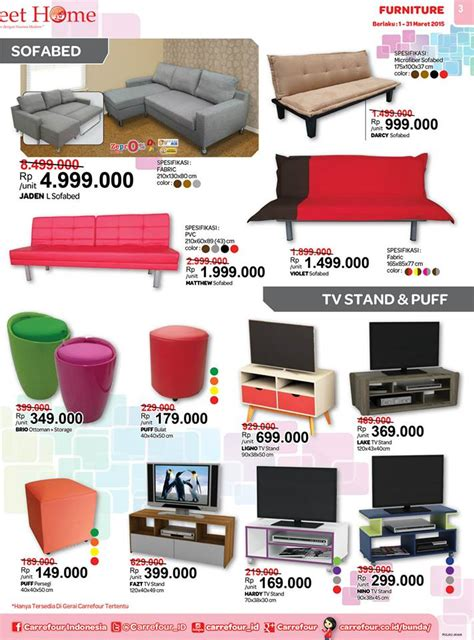 Sofa Bed Di Carrefour harga sofa bed di carrefour savae org