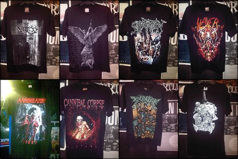Grosir Kaos Musik Dan Metal grosir kaos distro metal grosir kaos metal murah