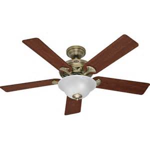 fans 52 quot brookline ceiling fan brass walmart