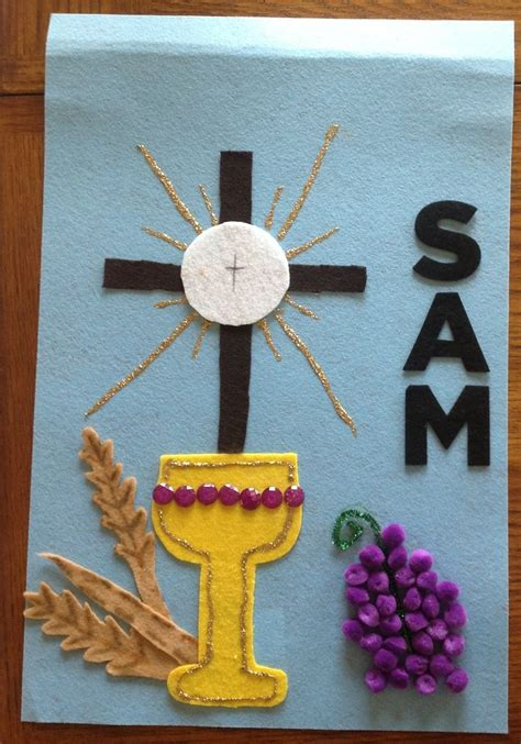 17 Best Images About Communion And Confession Art Ideas On Pinterest Crafts Arts Crafts And Communion Banner Templates