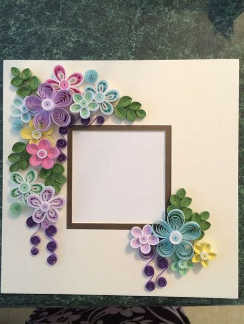 paper flower shadow box tutorial 25 best ideas about paper quilling cards on pinterest