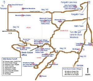 Southern Utah Map by Map Of Southern Utah Area Pictures To Pin On Pinterest