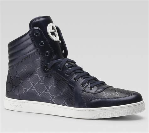 gucci high top sneakers for gucci quot interlocking g quot high top sneakers lost in a