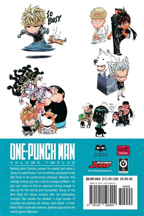 One Punch 7 one punch vol 12