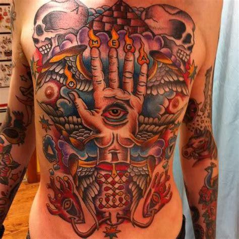 esoteric tattoos 01 third eye cyclops
