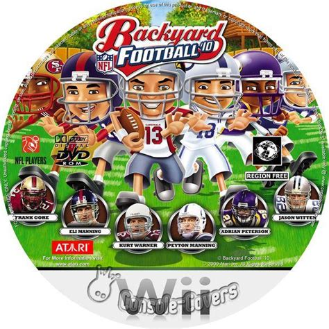 wii backyard football backyard football 10 wii outdoor furniture design and ideas
