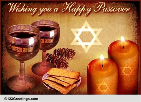 Happy Passover Wishes! Free Happy Passover eCards