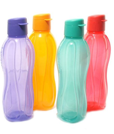 Botol Tupperware 1 5 Liter tupperware flip flop bottle 750 ml buy at best price in india snapdeal