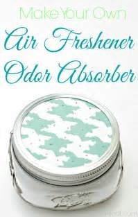 Bathroom Air Freshener Diy Air Freshener Odor Absorber 4 Real