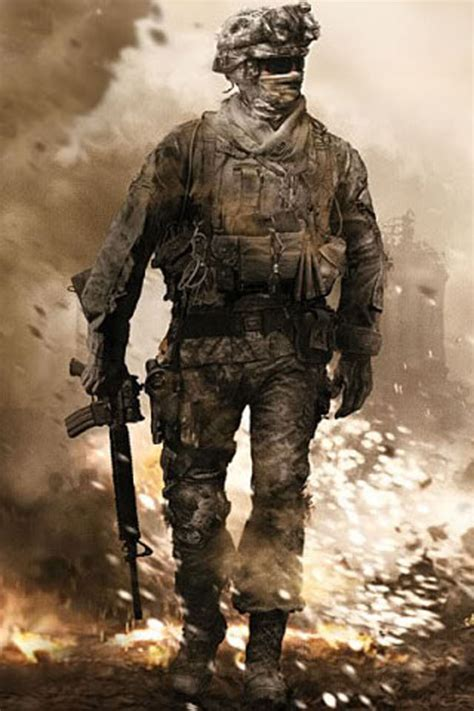 soldier iphone wallpaper hd