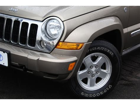 2006 jeep liberty gold gold jeep liberty for sale used cars on buysellsearch
