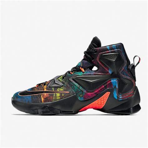 Sepatu Basket Lebron jual sepatu basket nike lebron 13 the akronite philosophy original termurah di indonesia