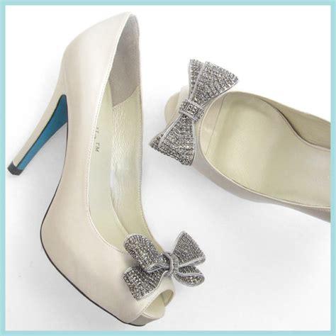 bottom wedding shoes peep toe shoes ivory wedding shoes 2242769 weddbook