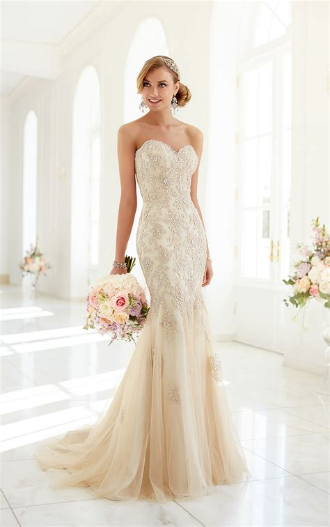 the 25 most pinned wedding dresses of 2014 bridal guide extravagant stella york wedding dresses modwedding
