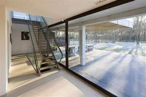 bsh home design nj minimalist house in brabant by hilberink bosch architects