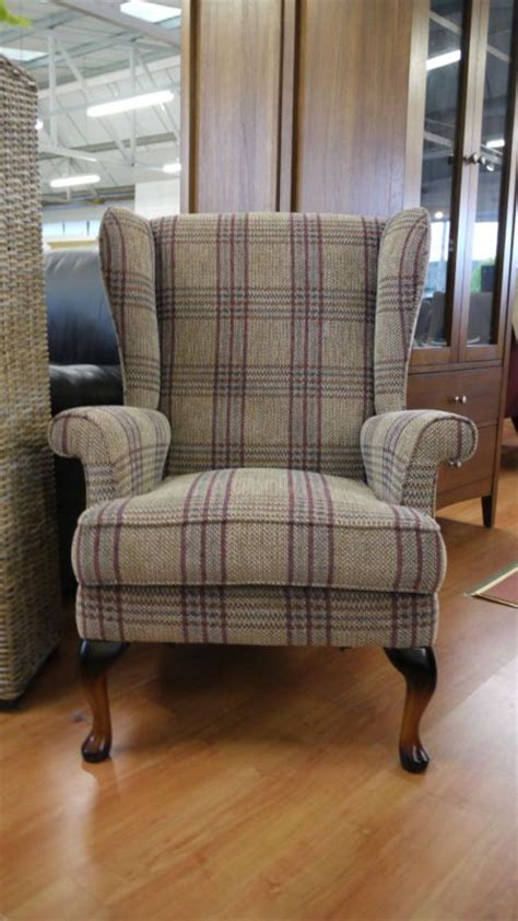 Electric Armchairs by Penshurst Electric Riser Wingback Armchair Lilac Wilson