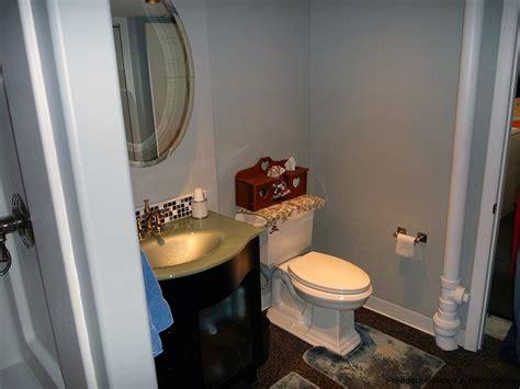 low ceiling basement bathroom basement bathroom freedom builders remodelers