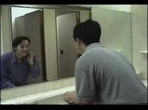 bathroom mirror ghost mit youtube