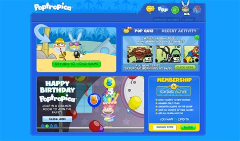 free poptropica memberships in 2016 freegamemembershipscom poptropica promo codes for membership free 2013 autos post