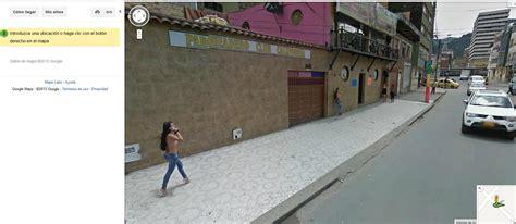 imagenes impactantes de google street view colombia en street view google maps p 225 gina 7 laneros com