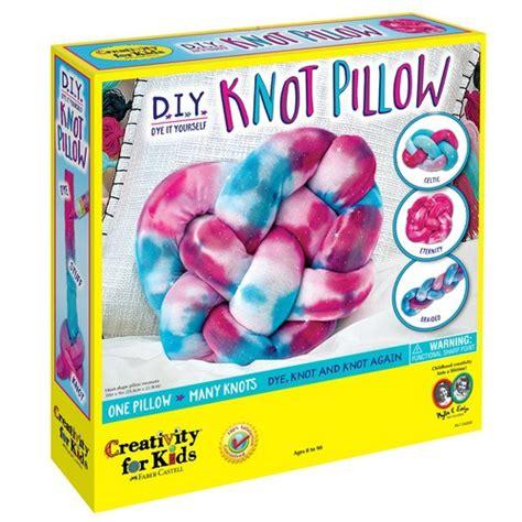 diy knot pillow smart kids toys diy knot pillow smart kids toys
