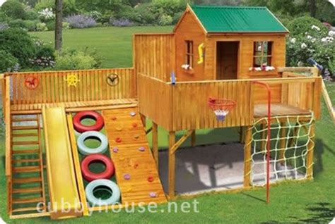 Design Your Own Kit Home Perth by How A Cubby House Can Help Reduce A Child S Weight Cubby