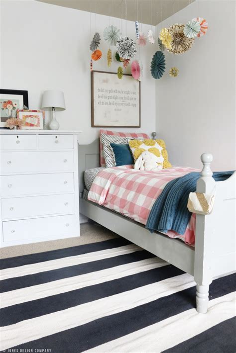 cute girl bedroom colors a classically cute little girl s bedroom makeover it s
