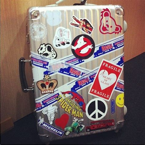 Sticker Koper Rimowa Untuk Travellinv Design 6 94 best images about rimowa on