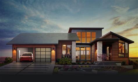 tesla solar roof tesla unveils a new solar roof the powerwall 2 0