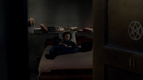 supernatural bedroom the winchester family business quot in my room quot a closer