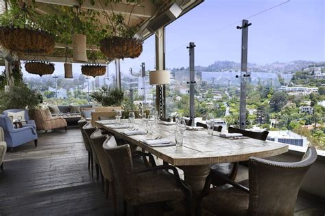 soho house la soho house los angeles top spot for a power lunch