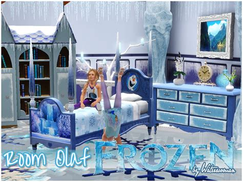 sims 3 elsa frozen invitations ideas