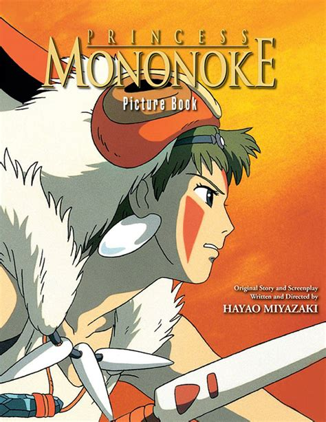 princess mononoke picture book books viz expands library with studio ghibli mlp