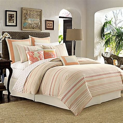 tommy bahama queen comforter buy tommy bahama 174 la scala breezer queen comforter set in