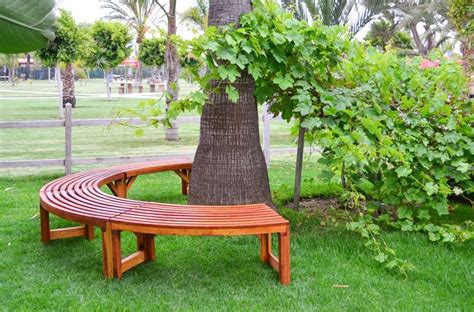 tree benches tree bench ideas for added outdoor seating