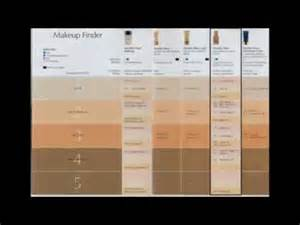 estee lauder wear color chart finding the right foundation estee lauder
